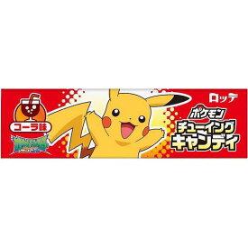 ロッテ ポケモンチューイングキャンディ 5枚×20入