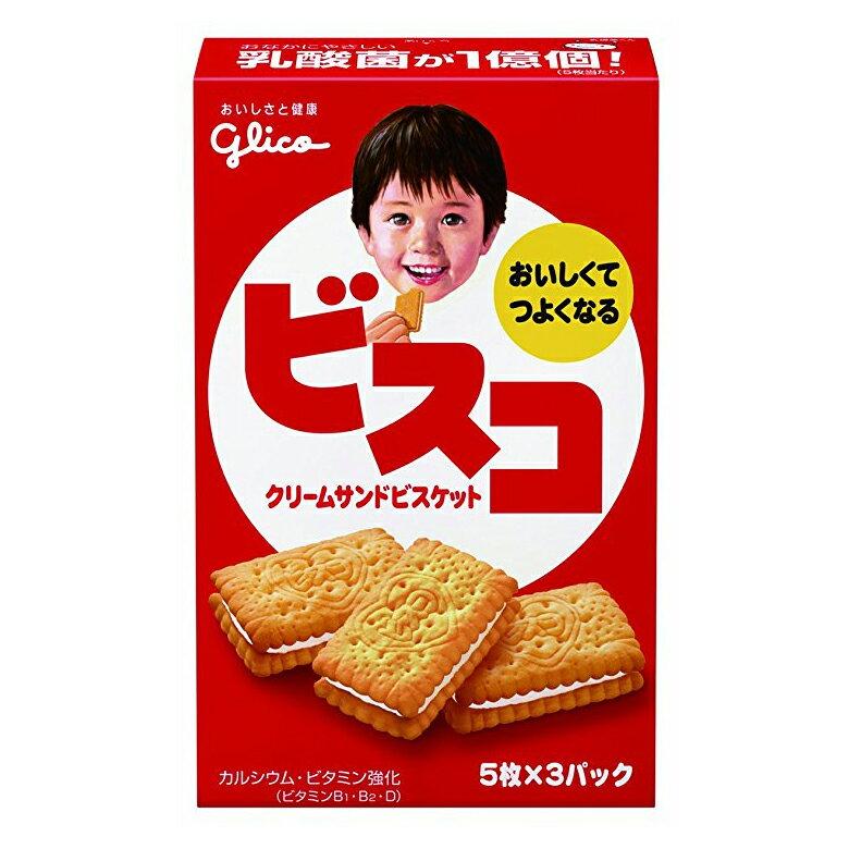 江崎グリコ ビスコ 24枚×5入