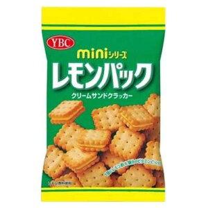 ヤマザキビスケット レモンパックミニ 45g×10入