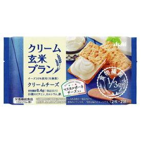 アサヒフード&ヘルスケア クリーム玄米ブランクリームチーズ 72g×6入