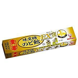 UHA味覚糖 味覚糖のど飴EX 10粒×10入