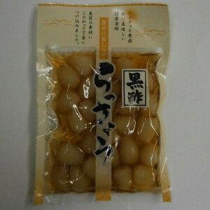吉沢食品工業黒酢らっきょう220gx20入り【ケース販売品】