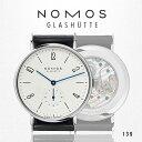 ノモス NOMOS タンジェント 139 メンズ 腕時計 TN1A1W2【メーカー国際保証2年間付き】Tangente スモールセコンド 35mm…