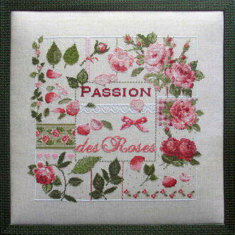 Madame La Fee激情的玫瑰花Passion des Roses madamurafekurosusutetchikitto