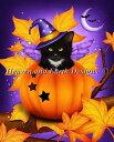 Heaven And Earth Designs クロスステッチ刺繍図案 HAED 輸入 上級者 Melissa Dawn カボチャ猫の魔法 Pumpkin Cat Mag…