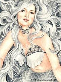 HAED 図案 クロスステッチ刺繍 Heaven And Earth Designs 輸入 上級者 Selina Fenech 真珠姫 Pearl Princess 全面刺し