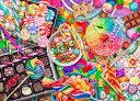 クロスステッチ刺繍チャート 手芸 HAED 上級者 【キャンディーリシャス】 Candylicious