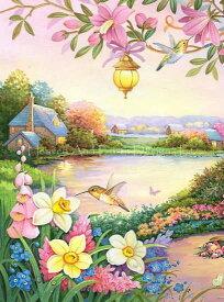 クロスステッチししゅう図案 素晴らしい庭園 Heaven And Earth Designs 輸入 Alexandra Gavrilova 上級者 A Marvelous Garden Request A Size 全面刺し