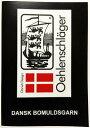【DM便対応】Oehlenschlägers オーレンシュレーガー 刺繍糸見本帳 OOE クロスステッチ 糸 北欧 デンマーク