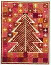 フレメ クロスステッチ刺繍キット 【クリスマスの赤の星空】 デンマーク 北欧 輸入 上級者 30-4598,01