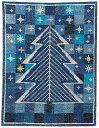 フレメ クロスステッチ刺繍キット クリスマスと青の星空 輸入 デンマーク 北欧 上級者 30-4598,03