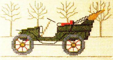 【DM便対応】フレメ Opel 1902 オペル1902 10B クロスステッチ Haandarbejdets Fremme キット デンマーク 北欧 手工芸 ギルド 刺しゅう IW 30-5890