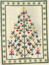 フレメ クロスステッチ刺繍キット 【クリスマスツリーと飾り】 デンマーク 北欧 上級者 輸入 30-3078