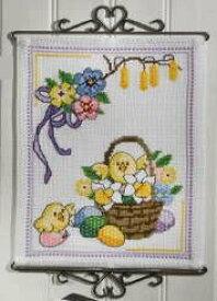 ペルミン Easter Suspension サスペンション クロスステッチ 刺繍 キット デンマーク 70-4865 【DM便対応】