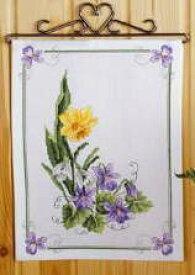 ペルミン Easter Bouquet ブーケ クロスステッチ 刺繍 キット デンマーク 12-2585 【DM便対応】