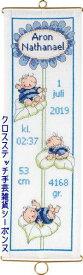 ペルミン Aron クロスステッチ 刺繍 キット デンマーク 36-7831 初心者 中級者【DM便対応】