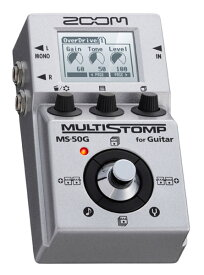 ZOOM 《ズーム》 MULTI STOMP MS-50G for Guitar【ef_p5】