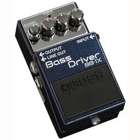 BOSS 《ボス》 BB-1X [Bass Driver] 【IKEBE×BOSSオリジナルデザイン風呂敷プレゼント】【ひなっち解体新書プレゼント!】【ef_p5】