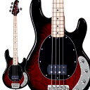 Sterling by MUSIC MAN 《スターリン by ミュージックマン》 Ray34 (Ruby Red Burst/Maple) 【特価】【新生活応...