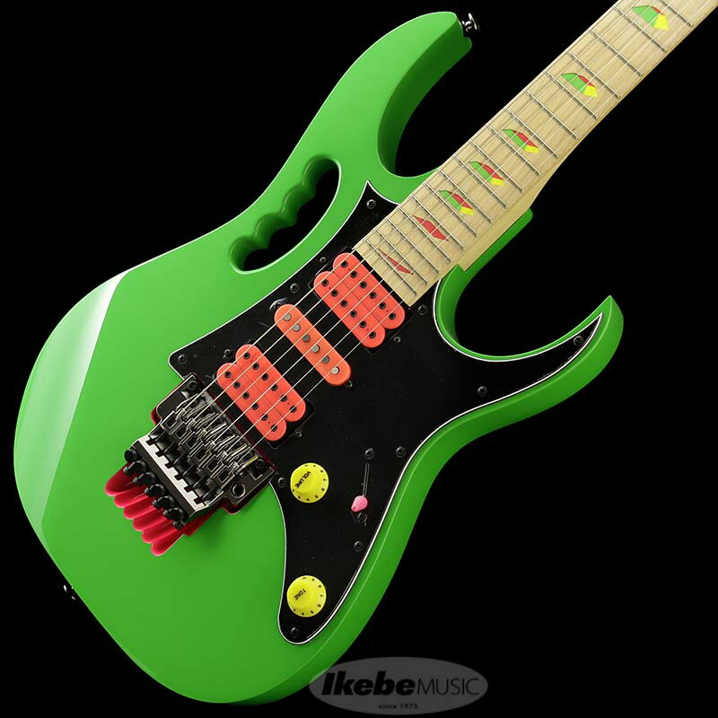 Ibanez 《アイバニーズ》 JEM777-LG [Steve Vai Signature Model]  【ibz_new】