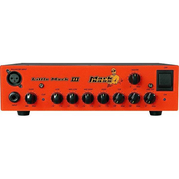 "Mark Bass 《マークベース》 Little Mark III Limited Color ""Red"" [MAK-LM3/RD] 【イケベ独占販売モデル、専用キャリングバッグ付き!】"