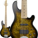 LAKLAND 《レイクランド》 Shoreline Series SL55-94 Deluxe Poplar Burl (Dark Oak Green Sunburst/M) 【納期未定(納期別途ご連絡)】