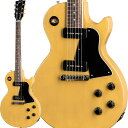 """Gibson 《ギブソンUSA》 Les Paul Special TV Yellow【g_p5】【数量限定""""ギブソンロゴ入りピックケース""""プレゼント!】【ギブソン純…"""