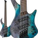 """Ibanez 《アイバニーズ》 Bass Workshop EHB1505MS-TSF [マルチスケール採用モデル] 【数量限定!アイバニーズ・ロゴ入り""""FRETWRAPS(…"""