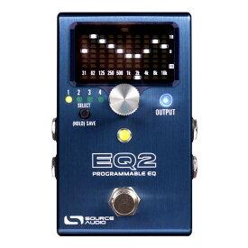 SOURCE AUDIO SA270 EQ2 Programmable Equalizer