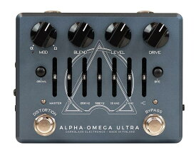 Darkglass Electronics 《ダークグラス》 Alpha·Omega Ultra v2 with Aux In
