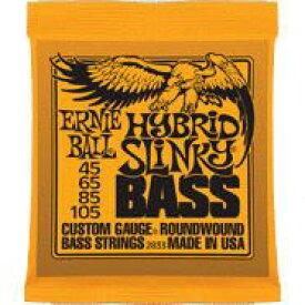 ERNIE BALL 《アーニーボール》 Round Wound Bass Strings/2833 HYBRiD SLiNKY 【数量限定特価】