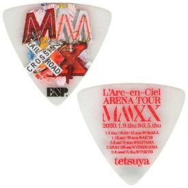 ESP L'Arc〜en〜Ciel「ARENA TOUR MMXX」tetsuya Pick ×10枚セット (White) [PA-LT10-MMXX]