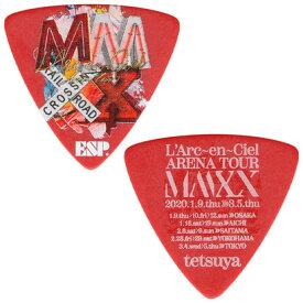 ESP L'Arc〜en〜Ciel「ARENA TOUR MMXX」tetsuya Pick ×10枚セット (Red) [PA-LT10-MMXX]
