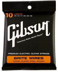 Gibson Brite Wires SEG-700L Light (10-46)