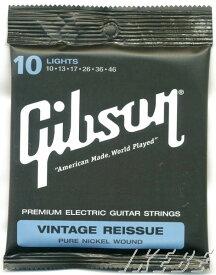 Gibson Vintage Reissue SEG-VR10 (10-46) [エレクトリック・ギター弦]
