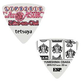 ESP L'Arc-en-Ciel tetsuya (TETSUYA) Pick PA-LT10-2015LArCASINO WH ×10枚セット