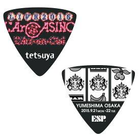 ESP L'Arc-en-Ciel tetsuya (TETSUYA) Pick PA-LT10-2015LArCASINO BK ×10枚セット