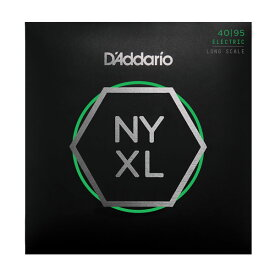 D'Addario 《ダダリオ》 NYXL Series Electric Bass Strings [NYXL4095]