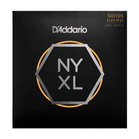 D'Addario 《ダダリオ》 NYXL Series Electric Bass Strings [NYXL50105]