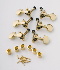 PRS 《ポール・リード・スミス/Paul Reed Smith》 ACC-4363S-G ACC-4337 Phase III Locking Tuner Gold