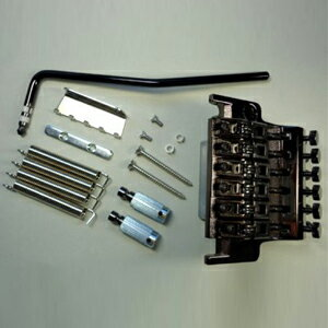 Ibanez 《アイバニーズ》 Edge Tremolo Bridge Assembly Cosmo Black (2ED1R31K) 【お取寄せ商品】