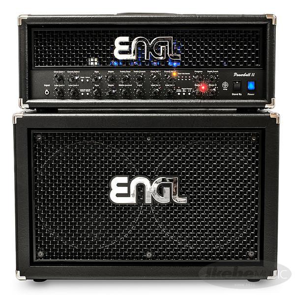 ENGL 《エングル》 POWERBALL II w/EL34 [E645/2SE] + 2x12 Pro Cabinet [E212VHB] SET 【購入特典3点セット付き】