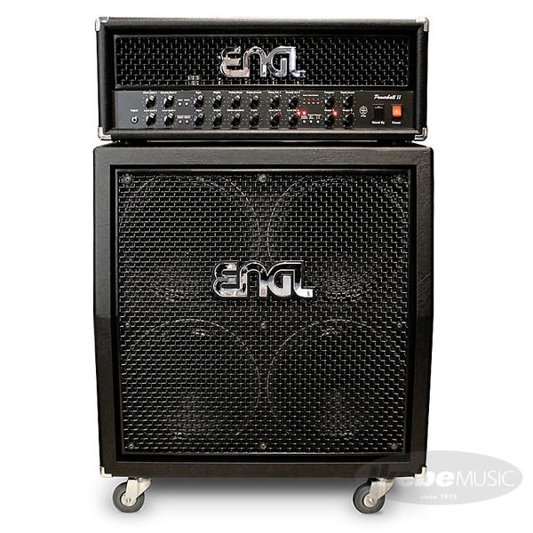 ENGL 《エングル》 POWERBALL II [E645II] + 4x12 Pro Cabinet [E412VSB] SET 【購入特典3点セット付き】
