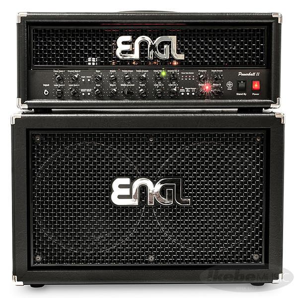 ENGL 《エングル》 POWERBALL II [E645II] + 2x12 Pro Cabinet [E212VHB] SET 【購入特典3点セット付き】