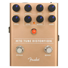 Fender《フェンダー》 MTG Tube Distortion Pedal