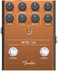 Fender《フェンダー》 MTG:LA TUBE DISTORTION