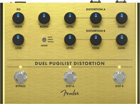 Fender《フェンダー》 DUEL PUGILIST DISTORTION