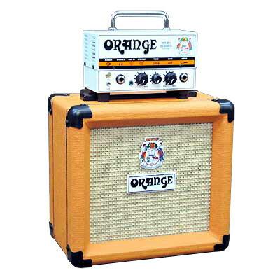 Orange 《オレンジ》 MICRO TERROR & PPC108スピーカーケーブル付き