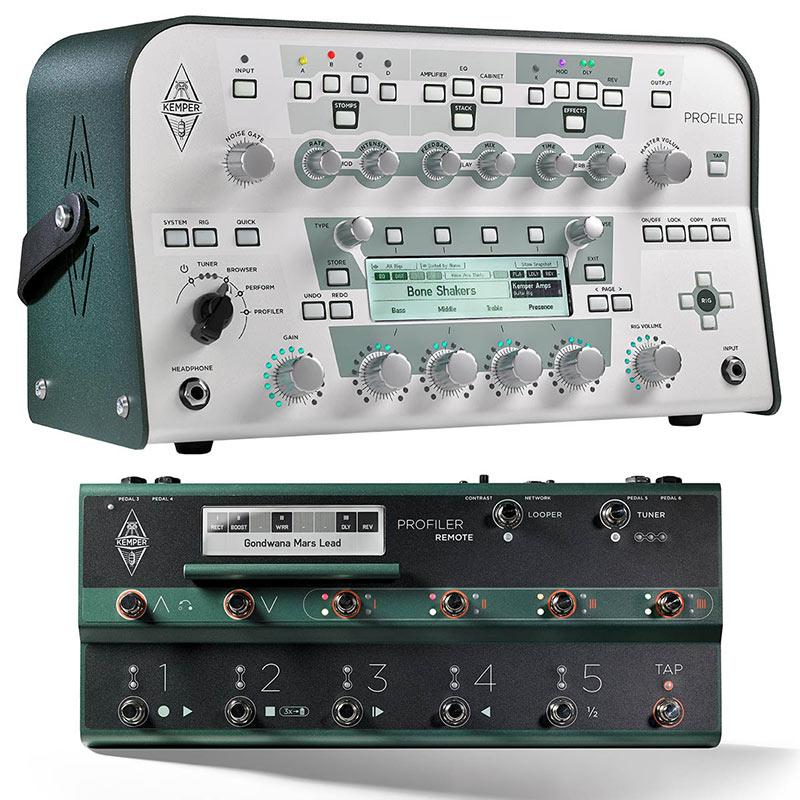 KEMPER Profiling Amp 【White】 + Remote SET【ef_p5】