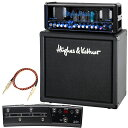 Hughes & Kettner 《ヒュース&ケトナー》 GrandMeister Deluxe40 + TM112 Cabinet + FSM432 MKIII【お買い得3点セット】Belden#9497ス…